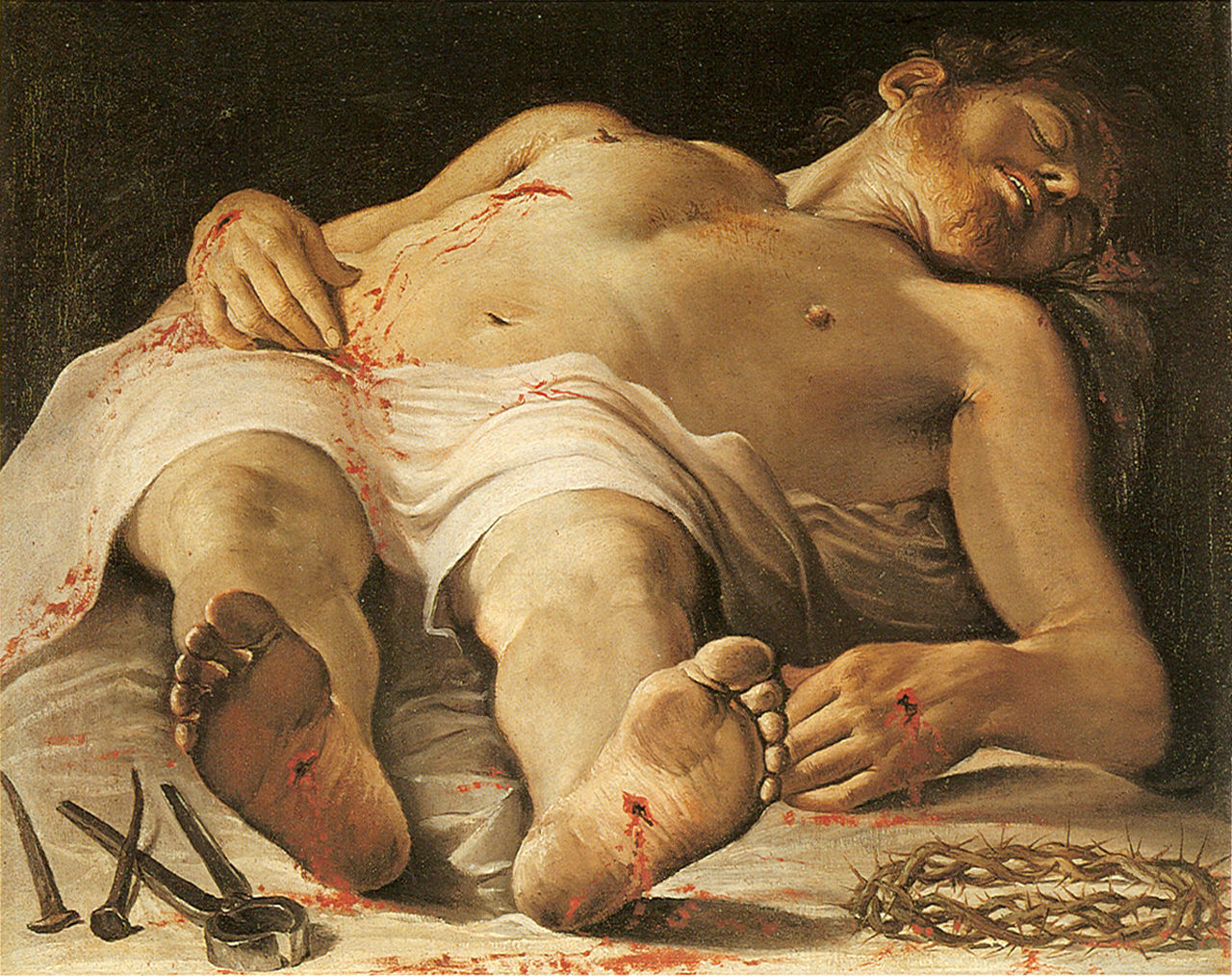 https://www.ancientfuturefaithnetwork.org/wp-content/uploads/2012/01/The-Dead-Christ-Carracci.jpg