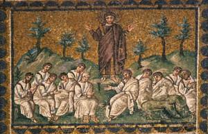 sermon-on-the-mount-Mosaic-Sant-Apollinare-Ravenna