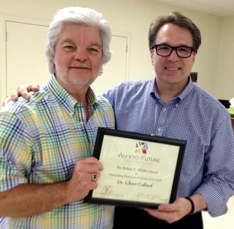 Glenn Webber Award