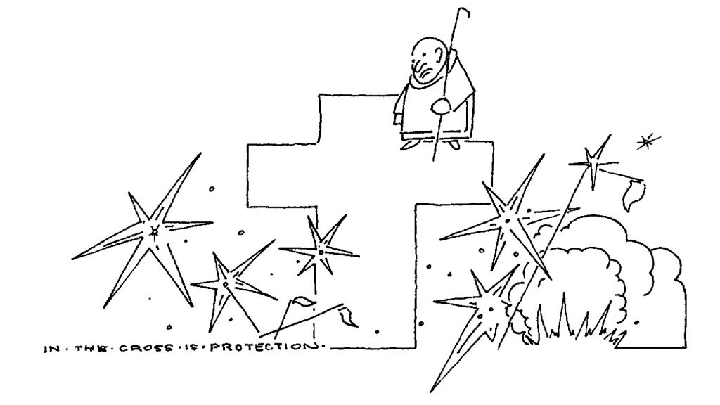 Kempis-Richmond-In-the-Cross-there-is-Protection